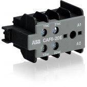 CAF6-20E Контакт дополнительный фронтальный 2НО для B6, B7; GJL1201330R0006