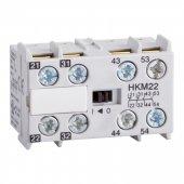 Блок контактов вспомогательный OptiStart HKM22; 117745