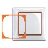 Вставка декоративная серия Basic 55 оранжевая; 2CKA001726A0225