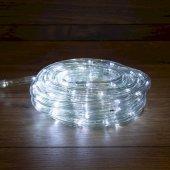 121-325-14; Дюралайт LED, свечение с динамикой (3W), 24 LED/м, белый, 14м