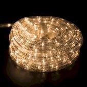 121-326-14; Дюралайт LED, свечение с динамикой (3W), 24 LED/м, теплый белый, 14м