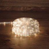 121-326-06; Дюралайт LED, свечение с динамикой (3W), 24 LED/м, теплый белый, 6м