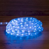 245-109; Дюралайт LED, свечение с динамикой (2W) - RGB Ø13мм, 36LED/м, 6м