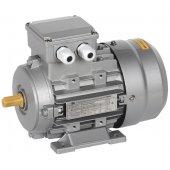 AIS063-B2-000-3-3010; Электродвигатель трехфазный АИС 63B2 380В 0.25кВт 3000об/мин 1081 DRIVE