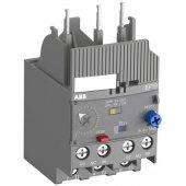 Реле перегрузки электронное EF19-6.3 для контакторов AF09-AF38; 1SAX121001R1104