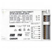 4008321110022; ЭПРА QT-M 2X26-42/220-240 S VS20 для компактных люминесцентных ламп