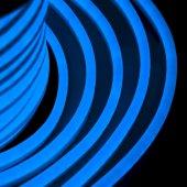 131-023; Гибкий Неон DIP 12x26мм - синий, оболочка синяя, бухта 50м