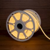 131-046 (Архив) ; Гибкий неон LED SMD 8х16 мм, теплый белый, 120 LED/м, бухта 100 м