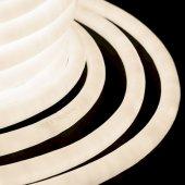 131-036; Гибкий Неон LED 360 (круглый) - теплый белый, бухта 50м