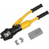 TKL10-010; Пресс гидравлический ручной с ручным клапаном ПГРК1-300