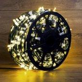 "325-146; Гирлянда ""LED Clip Light"" 12V шаг 150 мм, цвет диодов теплый белый, Flashing (белый)"