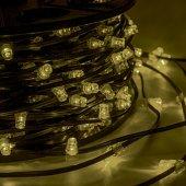 "325-126; Гирлянда ""LED ClipLight"" 12V 150 мм, цвет диодов теплый белый"