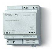 783612302401; Импульсный источник питания, вход 110...240В AC, выход 24В DC, 36Вт, модульный, ширина 70мм, предохранитель входой цепи, IP20
