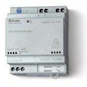 785012301203; Импульсный источник питания, вход 110...240В AC, выход 12В DC, 50Вт, модульный, ширина 70мм, предохранитель входой цепи, настройка выходного напряжения, IP20