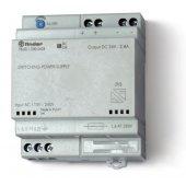 786012302403PAS; Импульсный источник питания, вход 110...240В AC, выход 24В DC, 60Вт, модульный, ширина 70мм, предохранитель входой цепи, настройка выходного напряжения, IP20