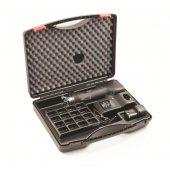 2ART215 Электрогидравлический инструмент с адаптером CSV для опрессовки наконечников, гильз и коннекторов (набор: бокс, адаптер, аккум.батарея)