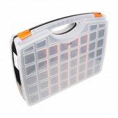 12-5021-4; Ящик пластиковый универсальный (двойной), 425х330х85 мм