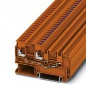 3244559; Клеммный модуль для подключения датчиков и исполнительных элементов PTIO-IN 2.5/3 OG