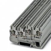 3209015; Клеммный модуль для подключения датчиков и исполнительных элементов STIO 2.5/3-2B/L