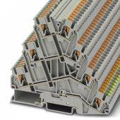 3210542; Клемма для подключения электродвигателя PT 2.5-PE/3L