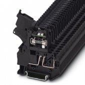3036547; Клеммы для установки предохранителей ST 4-HESILED 24 (5X20)