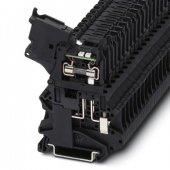 3046090; Клеммы для установки предохранителей UT 4-HESILED 24 (5X20)