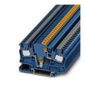3212148; Измерительная клемма с ползунковым размыкателем PTME 4 BU