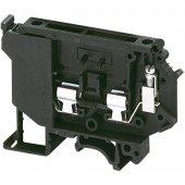 NSYTRV42SF5LA; Клеммник винтовой проходной сечением провода 4мм² с держателем-разъед плавк предохр 5*20/5*25