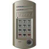 Блок вызова для совместной работы с блоками управления домофоном СЕРИЙ 300 или 400 кроме БУД-420М; БВД-315T