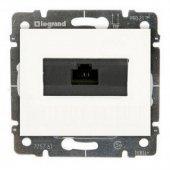 Интернет розетка одинарная 5 кат UTP (RJ45) DIY Galea Life жемчуг; 696990