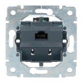 Интернет розетка - Galea Life - RJ45 - категория 5e - UTP - 1 коннектор - монтаж на захватах; 775765