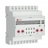 rel-avr-3; Контроллер АВР на 2 ввода с секционированием AVR-3 PROxima
