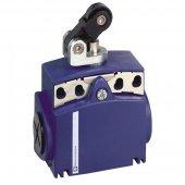 XCKT Выключатель концевой 1НО1НЗ ввод iso16, термопласт ролик рычаг гориз. срабатывания; XCKT2121P16
