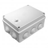 40-0310-У; Коробка уравнивания потенциалов (КУП) для открытой установки 150х110х70 (28шт/кор)