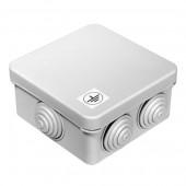 40-0210-У; Коробка уравнивания потенциалов (КУП) для открытой установки 80х80х40 (105шт/кор)
