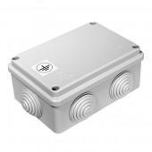 40-0340-У; Коробка уравнивания потенциалов (КУП) для открытой установки 120х80х50 (64шт/кор)