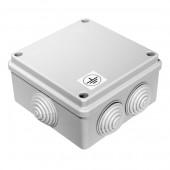 40-0300-У; Коробка уравнивания потенциалов (КУП) для открытой установки 100х100х50 (60шт/кор)