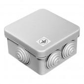 40-0200-У; Коробка уравнивания потенциалов (КУП) для открытой установки 70х70х40 (132шт/кор)