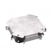 PR16.0640; Х-образный ответвитель с крышкой стандарт 400х50