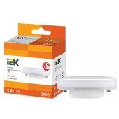 LLE-T80-8-230-30-GX53; Лампа светодиодная ECO T75 таблетка 8Вт 230В 3000К GX53