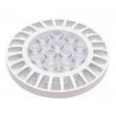 Лампа светодиодная PLED-AR111 12вт 3000K 960Lm G53 185-265V; 1036155