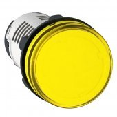 XB7 Лампа сигнальная жёлтая светодиодная 230В; XB7EV05MP