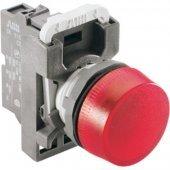 Лампа ML1-100R красная сигнальная (только корпус); 1SFA611400R1001