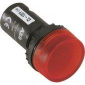 Лампа CL-100R красная без лампы 1SFA61; 1SFA619402R1001