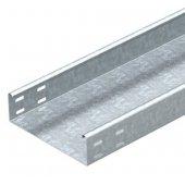 Кабельный листовой лоток неперфорированный 60x150x3000 горячий цинк (MKSU 615 FT); 6064319