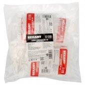 07-0109; Хомут-стяжка нейлоновая многоразовая 100x2.5 мм, белая, упаковка 100 шт.