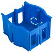 plc-kmt-010-4007; Коробка установочная сборная проходная КМТ-010-4007 для твердых стен (71х45) с саморезами