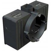 Монтажная коробка 70x110x48 (UG 60 VK); 2003023