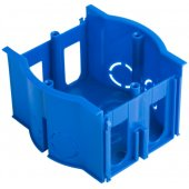 plc-kmt-010-4007-r; Коробка установочная сборная проходная КМТ-010-4007 для твердых стен (71х45) с саморезами розн стикер