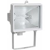 LPI01-1-0500-K01; Прожектор галогенный 500вт ИО500 белый IP54